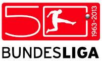 50 Jahre Bundesliga Logo