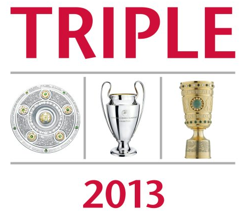 Einladung zur Triple-Weihnachtsfeier 2013 | FC Bayern ...